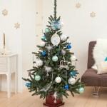 シンデレラのクリスマスツリー