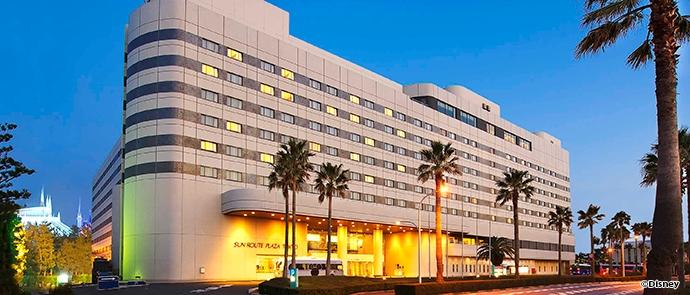 オフィシャルホテルサンルートプラザ東京比較