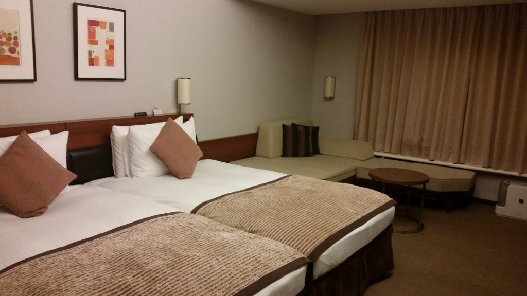 東京ベイ舞浜ホテル宿泊記