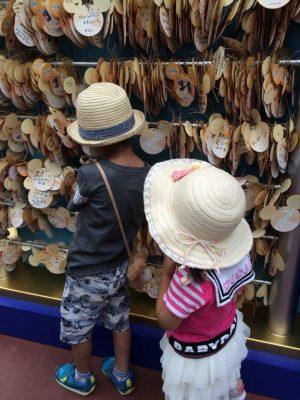 4-wishing Disneyland