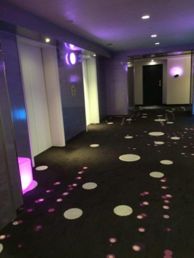 4-elevator hall