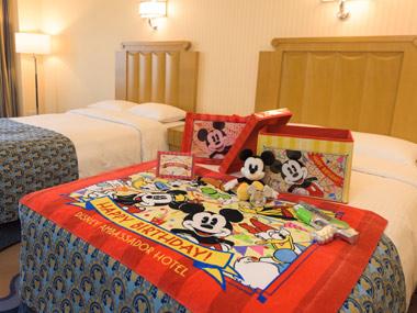 アンバサダーホテルでバースデー